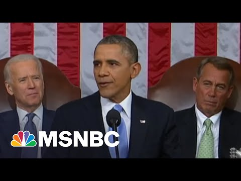 On Minimum Wage And GOP Freak-Outs, Biden Can Draw On Lessons From Obama Era   Rachel Maddow   MSNBC