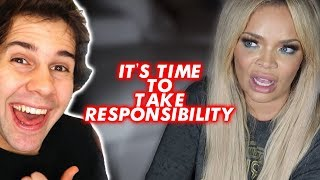 Trisha Paytas is Wrong About David Dobrik and the Vlog Squad | The Rewired Soul