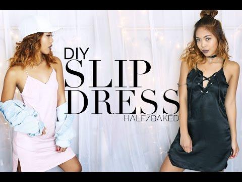 DIY Slip Dress | Nava Rose