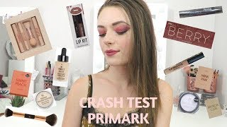 JE TESTE LE MAQUILLAGE PRIMARK 💄 TOTAL LOOK 👍🏻ou👎🏻?