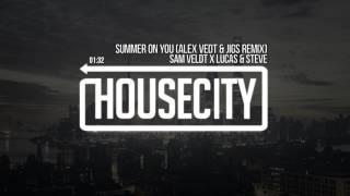 Sam Feldt x Lucas & Steve - Summer On You (Alex Vedt & JIGS Remix)