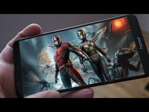 Ant-Man & The Wasp Game On Android & IOS