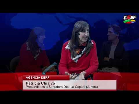 Chialvo: El armado de María Eugenia Bielsa es desde abajo hacia arriba