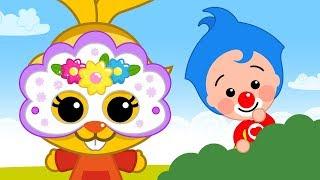 Máscaras Divertidas - Plim Plim La Serie | El Reino Infantil