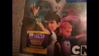 Ben 10: Destroy All Aliens - DVD Unboxing!!