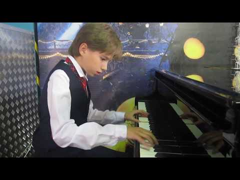 видео: C Czerny Etude Op 740 № 11 К Черни Артём Шило.Зачёт 6 класс ЦМШ