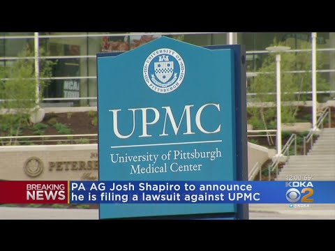 pennsylvania-attorney-general-josh-shapiro-to-announce-lawsuit-against-upmc