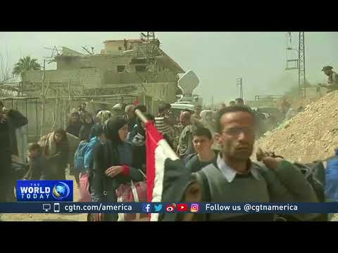 Assad visits Eastern Ghouta as military continues bombardment