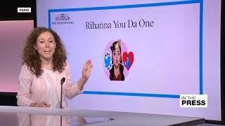 'Rihanna You Da One': Times of India praises singer for tweet on farmers' protests