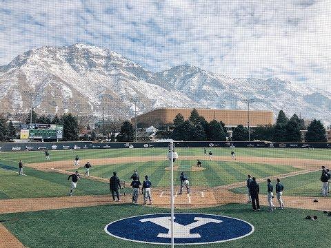 BYU Baseball || Player Facilities Tour