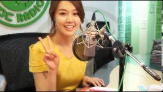 MBC Sports Plus Announcer. Kim, Min A 김민아 아나운서