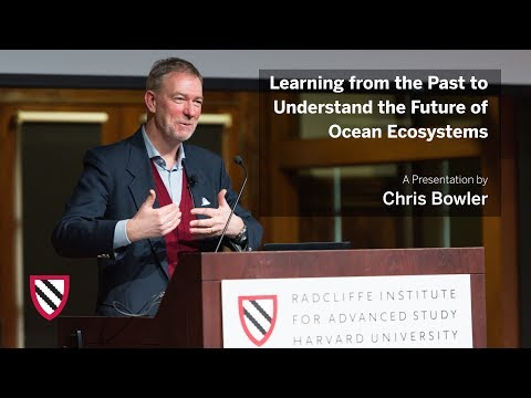 Chris Bowler | The Future of Ocean Ecosystems || Radcliffe Institute