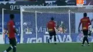 Eto'o - Barcelona 1 x 2 Mallorca (2009)