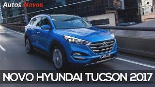Novo Hyundai Tucson 2017 Autos Novos