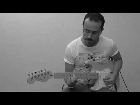 GOSPEL GUITAR - BEAUTIFUL CHORDS (Fender Supersonic 22 - Stratocaster)