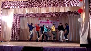 malayalam funny dance at govt college chittur college day dance
