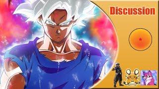 My Breaking Point with Dragon Ball (W/KG & TIGF)