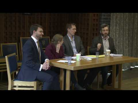The third panel: Comments and general discussion  (Oxford Poland constitutional symposium)