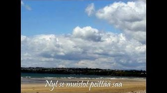 Maarit Peltoniemi: Vain ajan hiekkaa +Lyrics