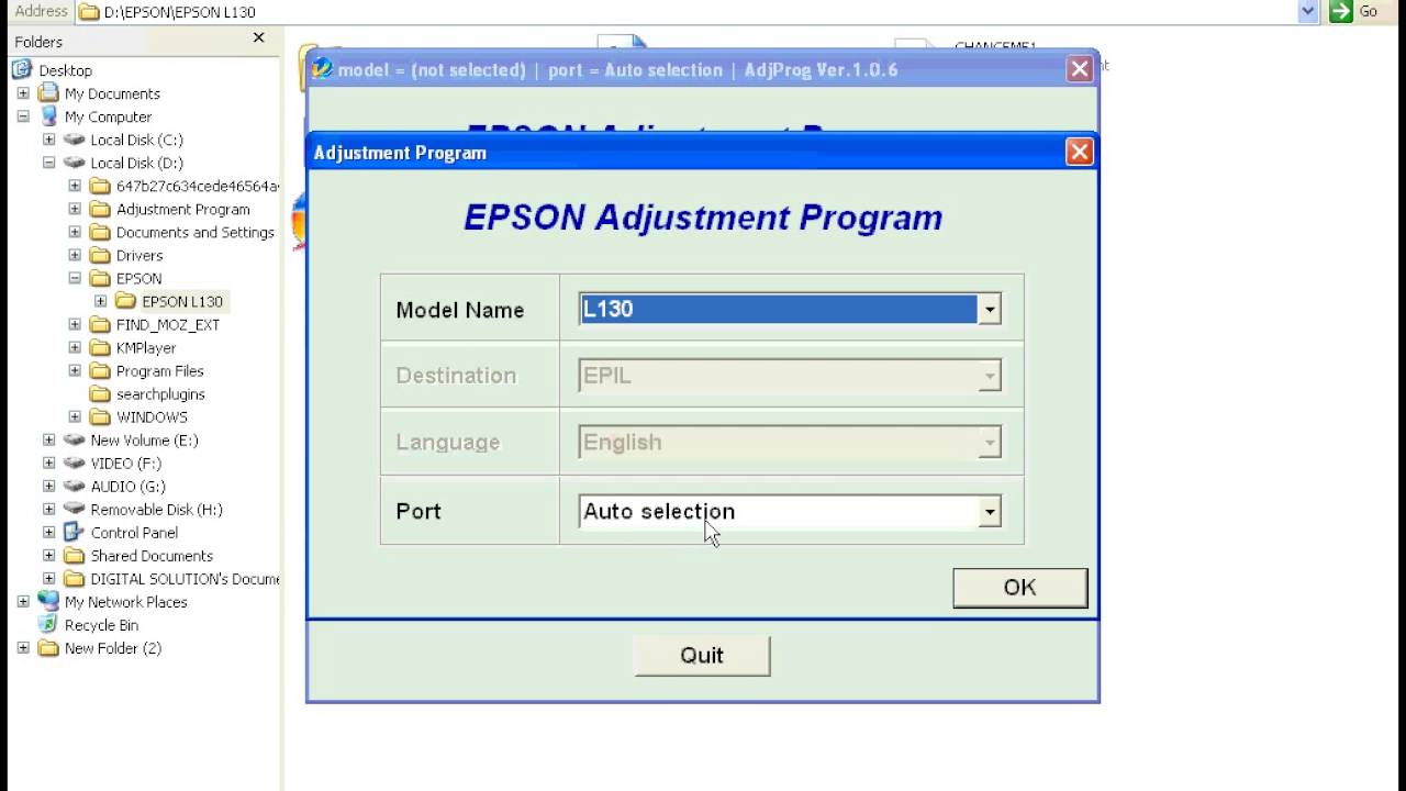 Epson L Ink Pad Resetter Download - Driver and Resetter for Epson Printer