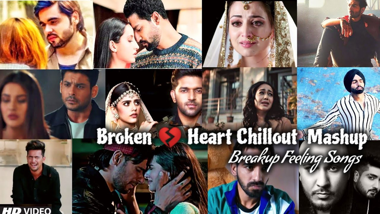 Download Broken Heart Chillout Mashup | Midnight Memories | Sad Song | Breakup Mashup | Find Out Think