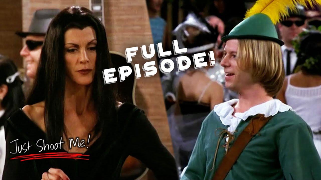 Download Just Shoot Me! | Halloween? Halloween! | Season 7 Episode 4 | Throw Back TV
