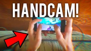 PUBG Mobile How To Claw HANDCAM! NOT CHEATING!