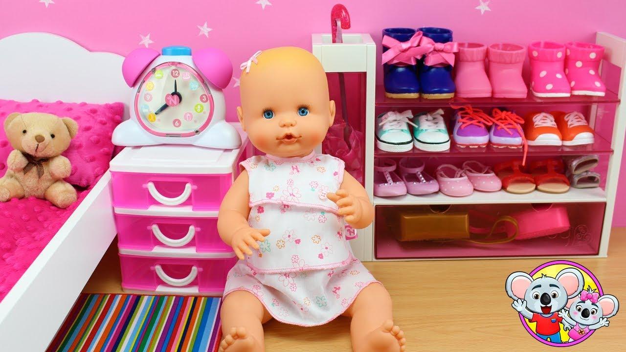 Coloco todos los zapatos y accesorios de mi beb nenuco for Accesorios habitacion bebe