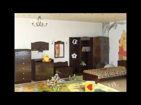 Мебель для детской комнаты от 7000 грн. Дизайн детской комнаты.