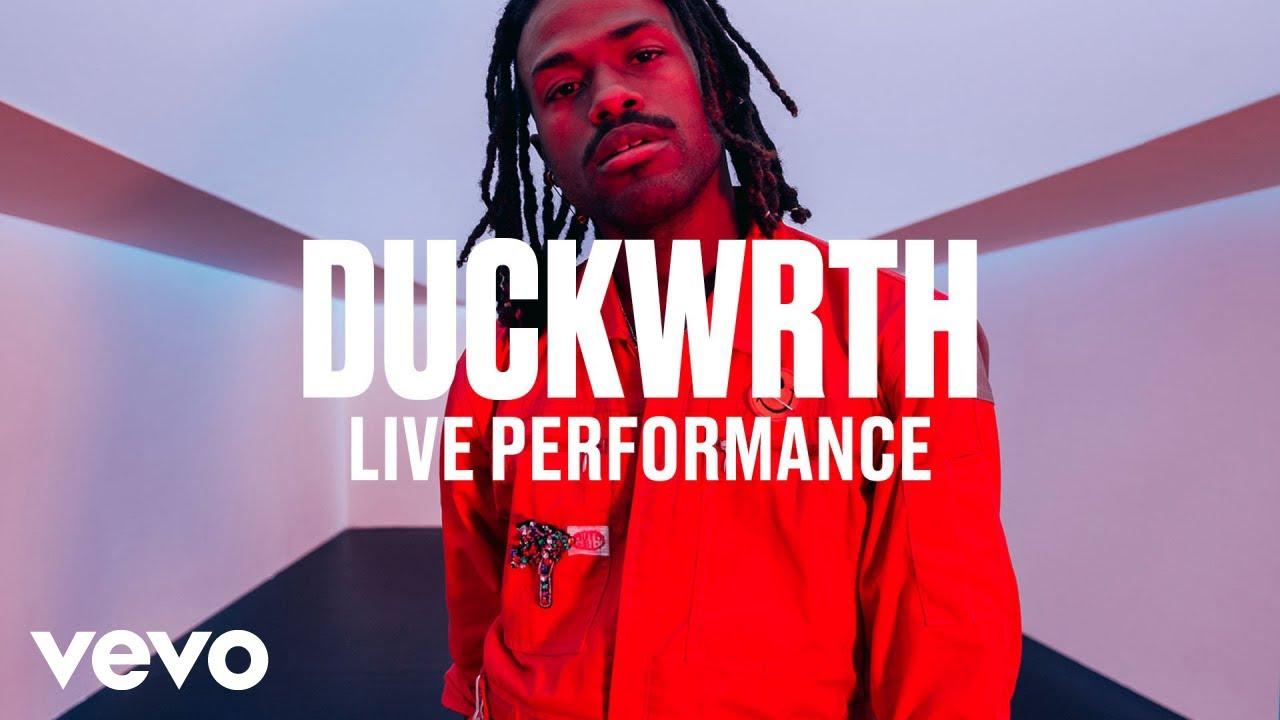 Duckwrth — Fall Back (Live) | Vevo DSCVR