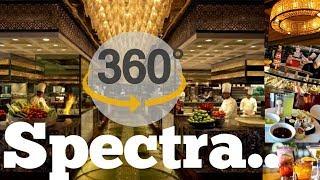 Spectra❤️ 5 Start Buffet| The Leela Ambience | DVLOGS 360°