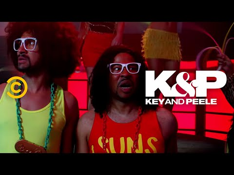 When the Party Don't Stop (But You Wish It Would) - Key & Peele