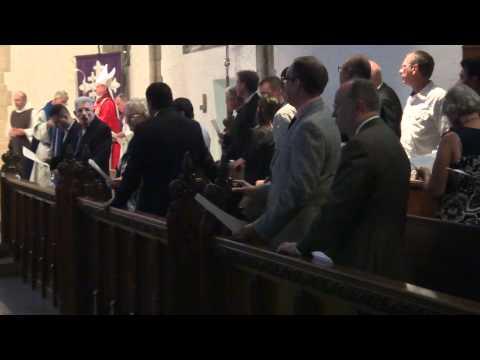 Peter McGechie's Deaconate Ordination Mass 7