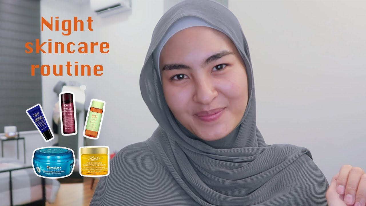 MY NIGHT SKINCARE ROUTINE!(PALING SIMPLE)