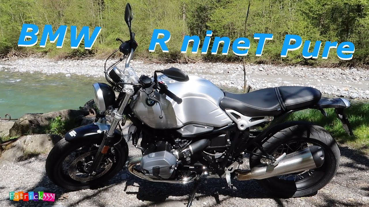 2017 bmw r ninet pure pov test raw engine sounds. Black Bedroom Furniture Sets. Home Design Ideas