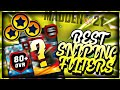 BEST SNIPING FILTERS THAT MAKE YOU MILLIONS! - Madden Mobile 21