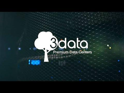3data - крупнейшая сеть дата-центров в Москве (по количеству ЦОДов)