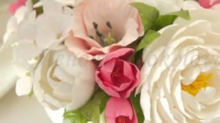 Нужны подарки на юбилей начальнику? Интерьерное украшение ручной работы handmade «Вкус ванили»(Подписаться на бесплатные мастер-классы и новые композиции, купить букеты и материалы для творчества -..., 2015-01-27T08:21:14.000Z)