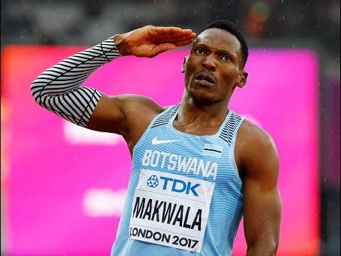 IAAF World Athletics Championships: Isaac Makwala, Phyllis Francis shine on Day 6