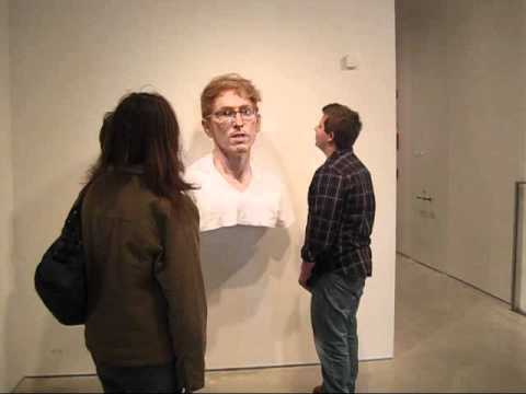 Evan Penny at Sperone Westwater, NYC (March 2011)