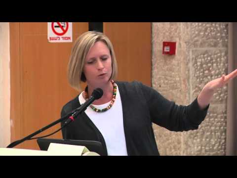 Annette Downey: Leadership Conference On People With Disabilities In Israel