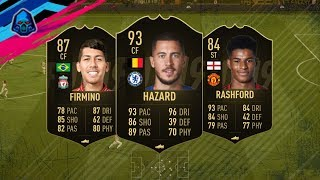 Gambar cover CF 93 EDEN HAZARD! INSANE NEW TEAM OF THE WEEK 16 IN-GAME STATS REVIEW! - FIFA 19 ULTIMATE TEAM