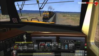 Train Simulator 2016 Gameplay PC/HD 7750 (Romana)