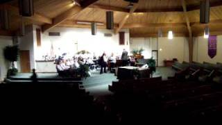 Timothy McKenzie of McKenzie Funeral Home and the C4 Gospel Music Practice Session