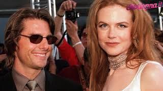 """Nicole Kidman: """"Essere la moglie di Tom Cruise mi rendeva intoccabile"""""""