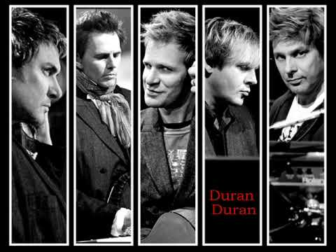 Duran Duran- Silent Icy River- What Happens tomorrow Single :)