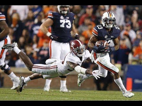 "Ryan Davis: Auburn Tiger - ""Shifty"" Career Highlights [HD]"
