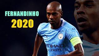 Fernandinho Amazing Defensive Skills Show 2020