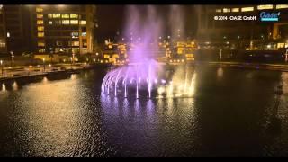 Gambar cover OASE   Fountain Technology - Smart City Lagoon   Ricasoli, Malta