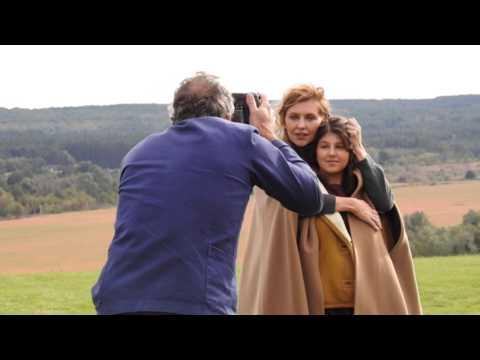 За кулисами съемки с первой леди Украины Еленой Зеленской для декабрьского номера Vogue UA